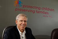 Wayne Carson, chief executive of ACH Child and Family Services(Nathan Hunsinger/Staff photographer)