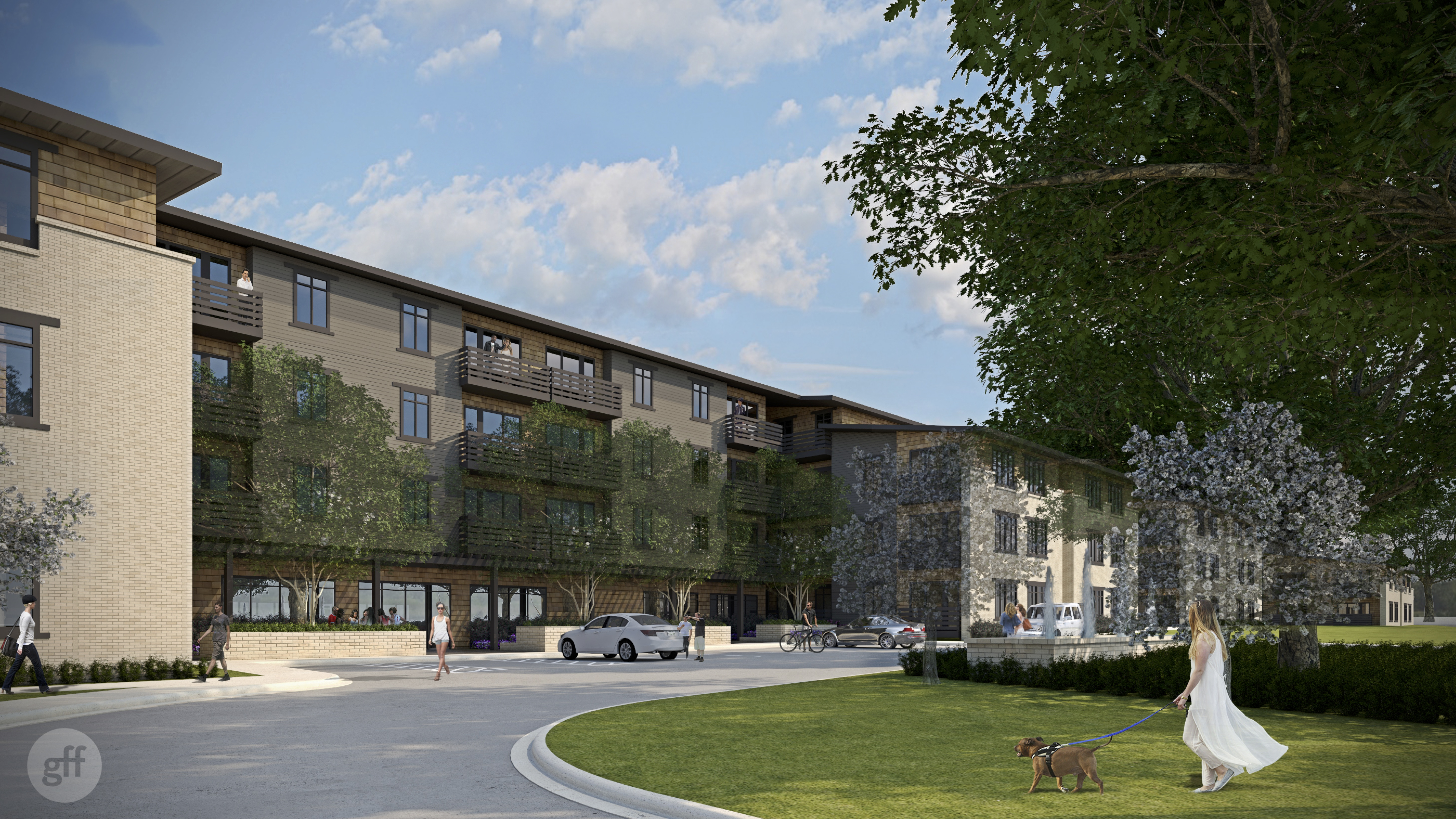 first look new lower greenville apartments on the way real estate