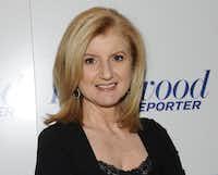 Arianna Huffington(AP)