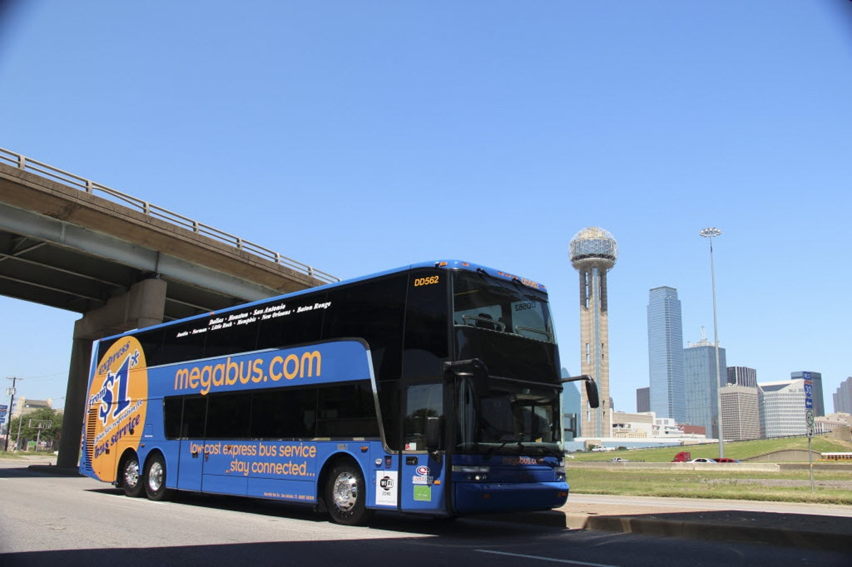 Image result for megabus dallas