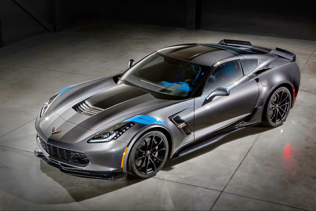 New Corvette Grand Sport Loudly Lives Up To Its Storied Name Autos