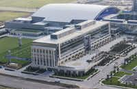 The Star, the world headquarters and practice facility of the Dallas Cowboys.(Ashley Landis/Staff Photographer)