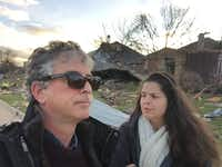 The Watchdog Desk at DallasNews.com consists of Dave Lieber and Marina Trahan Martinez. Our editor is Mede Nix.
