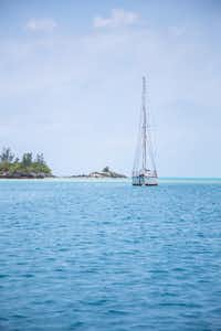 "A yacht glides through the waters off Bermuda, which will host the 2017 America's Cup.<p><a href=""https://www.americascup.com/en/bermuda.html"" style=""font-size: 1em; background-color: transparent;"">C</a>ourtesy Bermuda Tourism<br></p><p></p>"