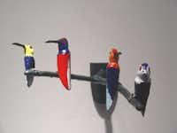 <i>Hummingbirds </i>by Isaac Smith