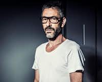 Pierre Huyghe, winner of the 2017 Nasher Prize for Sculpture.(Nasher Sculpture Center)