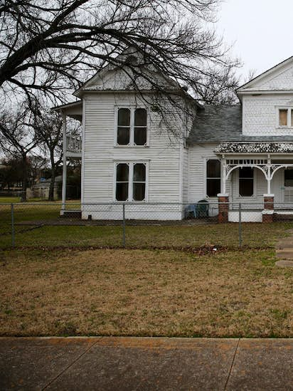 A 127-year-old West Dallas house needs to be moved, or it will be