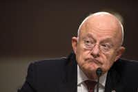 James Clapper, director of National Intelligence, testified before the Senate Armed Services Committee on Capitol Hill in Washington on Thursday. (Stephen Crowley/The New York Times)