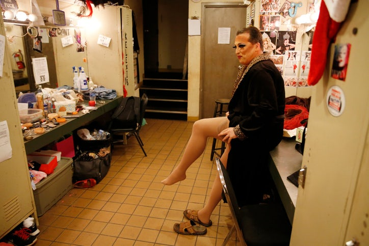 After Orlando  a Dallas drag queen looks out on her changed world