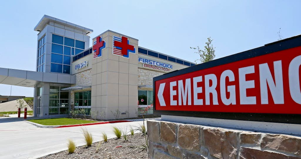 Lawsuit claims freestanding emergency room operator scams patients ...