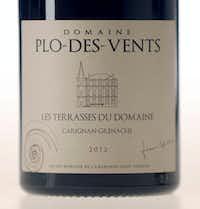 """<p><strong style=""""font-size: 1em; background-color: transparent;"""">Domaine Plo-des-Vents, Corbière AOP, Les Terrasses du Domaine, Carignan-Grenache 2012</strong></p>((Tom Fox/Staff Photographer))"""