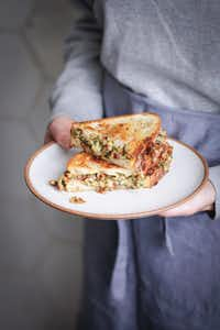 "The Ultimate Grilled Cheese from  How to Hygge,"" by Signe Johansen ((St. Martin's Griffin))"