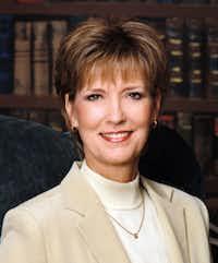 Deborah Cron, interim Garland ISD superintendent((Weatherford Democrat))