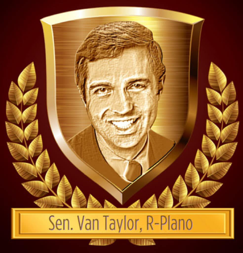 "<p><span style=""font-size: 1em; background-color: transparent;"">Sen. Taylor worked on stopping Texas DPS from collecting fingerprints of all Texas drivers.</span></p>"