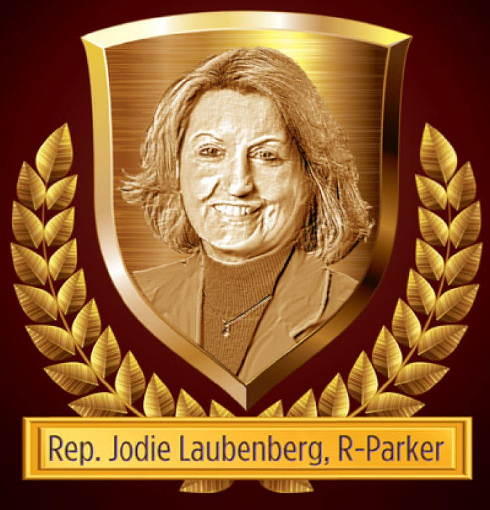 "<p></p><p></p><p><span style=""background-color: transparent; font-size: 1em;"">Rep. Laubenberg proved herself to be one of the state's top privacy advocates</span></p><p></p><p></p>"