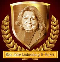"""<p></p><p></p><p><span style=""""background-color: transparent; font-size: 1em;"""">Rep. Laubenberg proved herself to be one of the state's top privacy advocates</span></p><p></p><p></p>"""