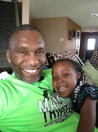 A good night's sleep gives Tony Reed energy to play with his granddaughter, Jael.(Photo: Reed Family)