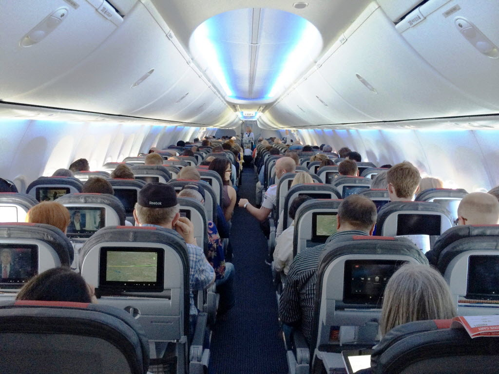 Feeling the heat: Flight attendants to carry thermometers in fight