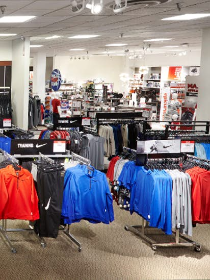 0d079b59 J.C. Penney makes bigger Nike statement, and Kohl's to roll out Under Armour