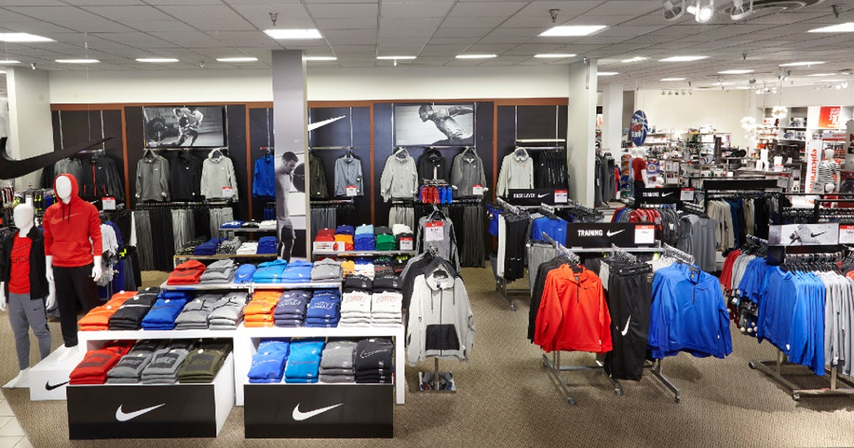 Who 39 s teaming up j c penney makes bigger nike statement - Interior decorating jobs dallas tx ...