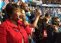 Rep. Eddie Bernice Johnson, D-Dallas, has held her seat for more than two decades. (Katie Leslie/Staff)