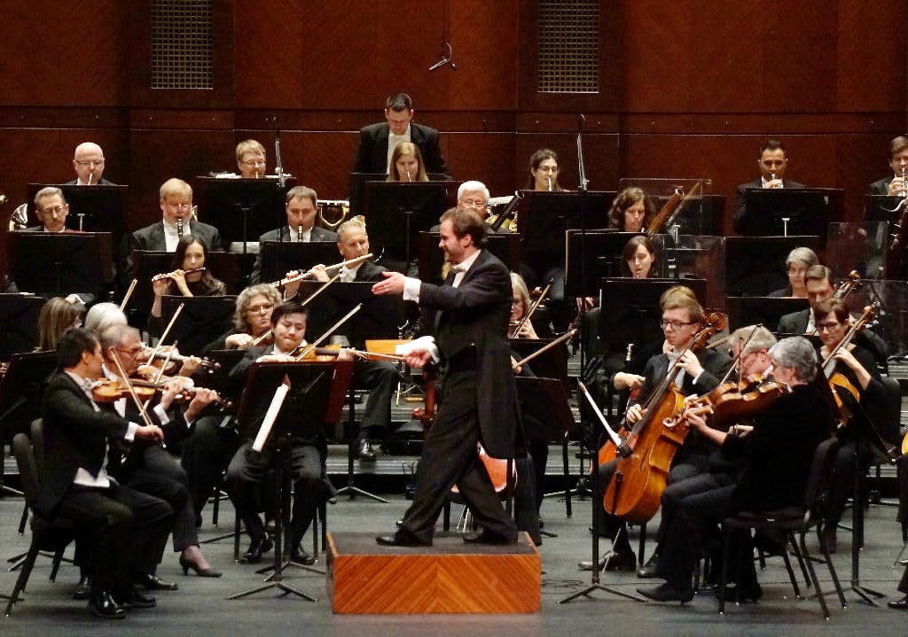 Bizarre Conducting Took A Toll On Fort Worth Symphony 39 S First Post Strike Classical Concert