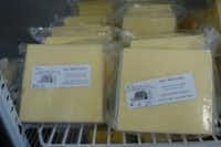 Full Quiver Farms raw milk hard cheeses(Kim Pierce)