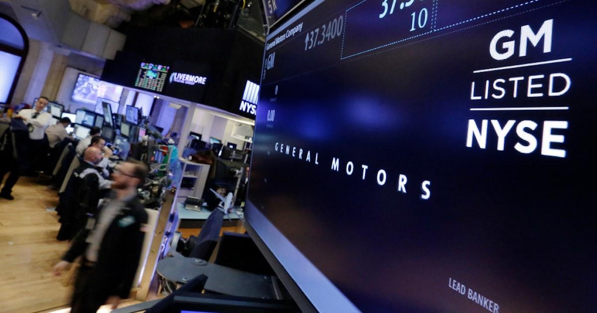 Gm presents u s plan to add or keep 7 000 jobs make 1b for General motors jobs dallas tx