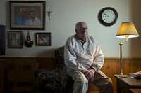 Dennis Halaszynski, 81, a retired police captain and a registered Democrat who voted for Donald Trump, in McKessport, Pa., Jan. 17, 2017. A survey shows 82 percent of women feel sexism is a problem today, while men underestimate the sexism felt by the women in their lives.(NYT)