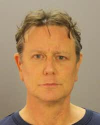 Judge Reinhold's mug shot after he was booked into the Dallas County jail on December 8, 2016. ((Dallas County Sheriff's Department))
