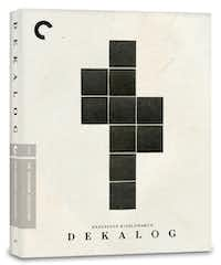 """""""Dekalog,"""" part of the Criterion Collection.(The Criterion Collection)"""