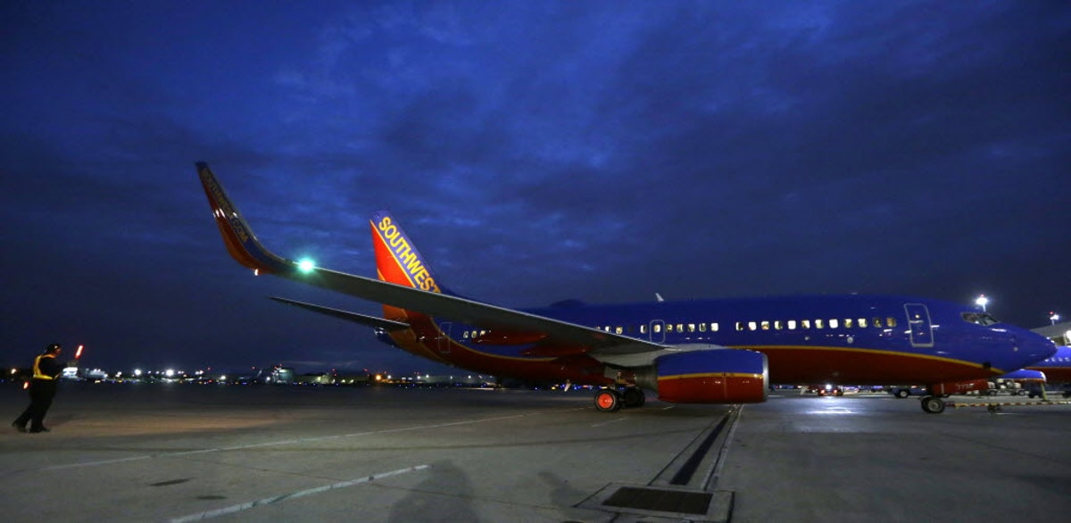 Spat over plane cleaning leads Southwest Airlines, union to federal court