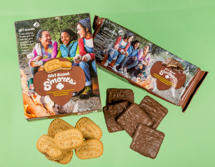 for girl scouts seeking some more s mores it s a tough