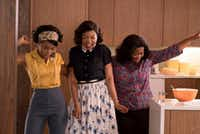"(L-r) Janelle Monae, Taraji P. Henson and Octavia Spencer in ""Hidden Figures."" Hopper Stone, Twentieth Century Fox(Hopper Stone/Twentieth Century Fox)"