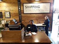 Plano-based FedEx Office opened a kiosk inside Magnolia Market in Waco.(FedEx Office)