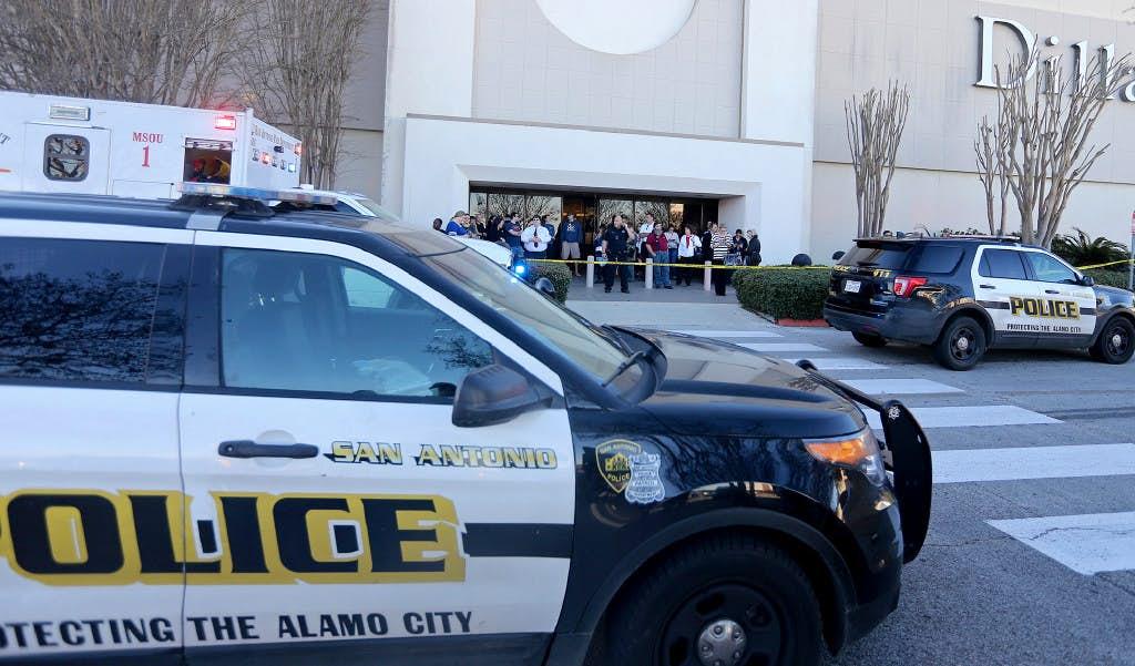 Good Samaritan Killed In San Antonio Mall Was Getting Wedding Bands Cleaned