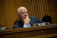 "<p>Democratic Sen. Ben Cardin of Maryland said Tillerson ""sounded like a business person rather than a person who wanted to be secretary of state."" (Gabriella Demczuk/The New York Times) </p>"