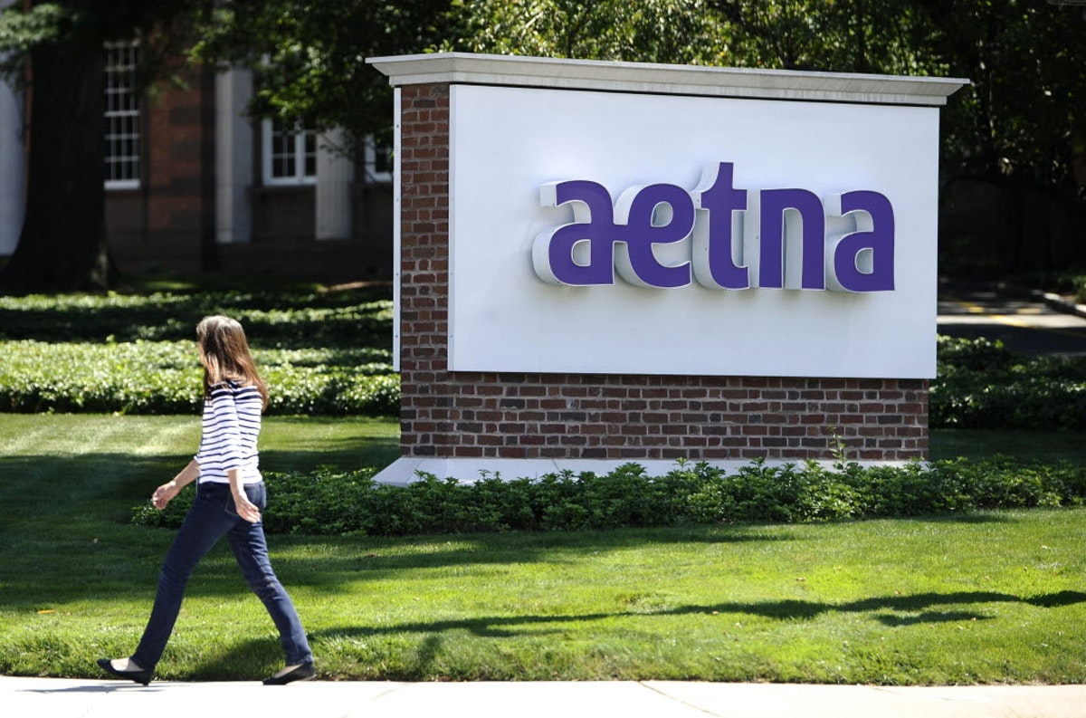 Federal judge blocks Aetna-Humana merger