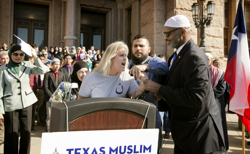 Muslims in houston texas