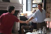"TimothŽe Chalamet and Armie Hammer appear in ""Call Me by Your Name"" by Luca Guadagnino, an official selection of the Premieres program at the 2017 Sundance Film Festival. Highland Park's Artie Hammer stars in this massively buzzed romantic drama set on the Italian Riviera."
