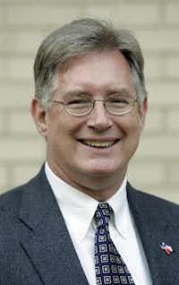 Garland Mayor Douglas Athas(File photo)