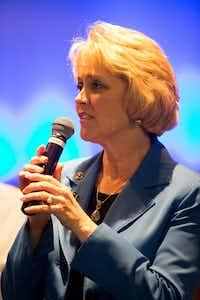 State Rep. Cindy Burkett (R-Sunnyvale).(File photo)