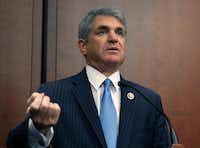 House Homeland Security Chairman Michael McCaul(Getty Images)