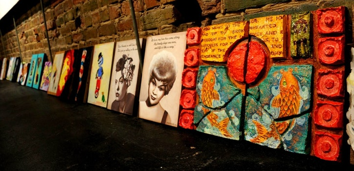 Revenue From Kettle Art Gallery Show Will Go Directly To