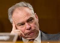 Sen. Tim Kaine (AP Photo/Steve Helber)(AP)