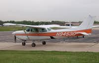 Student pilot Daniel Luna of Colleyville was forced to abort a flight in this single-engine Cessna 172RG when an engine malfunction occurred. (FAA)