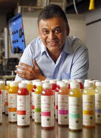 Vim Vitae CEO Nick Mysore(Tom Fox/Staff Photographer)