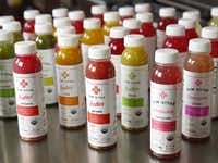 Vim Vitae was founded with a focus on cleanses, but CEO Nick Mysore has recently launched a line of exotic juices. A limeade line is coming soon, too.(Tom Fox/Staff Photographer)