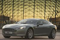 Rent an Aston Martin Rapide for $1,000 a day.
