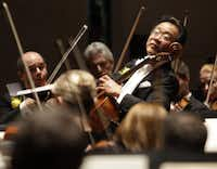 Yo-Yo Ma will be performing the Dvorak Cello Concerto with the DSO in the coming season.(<p>2012 File Photo</p><p></p>)
